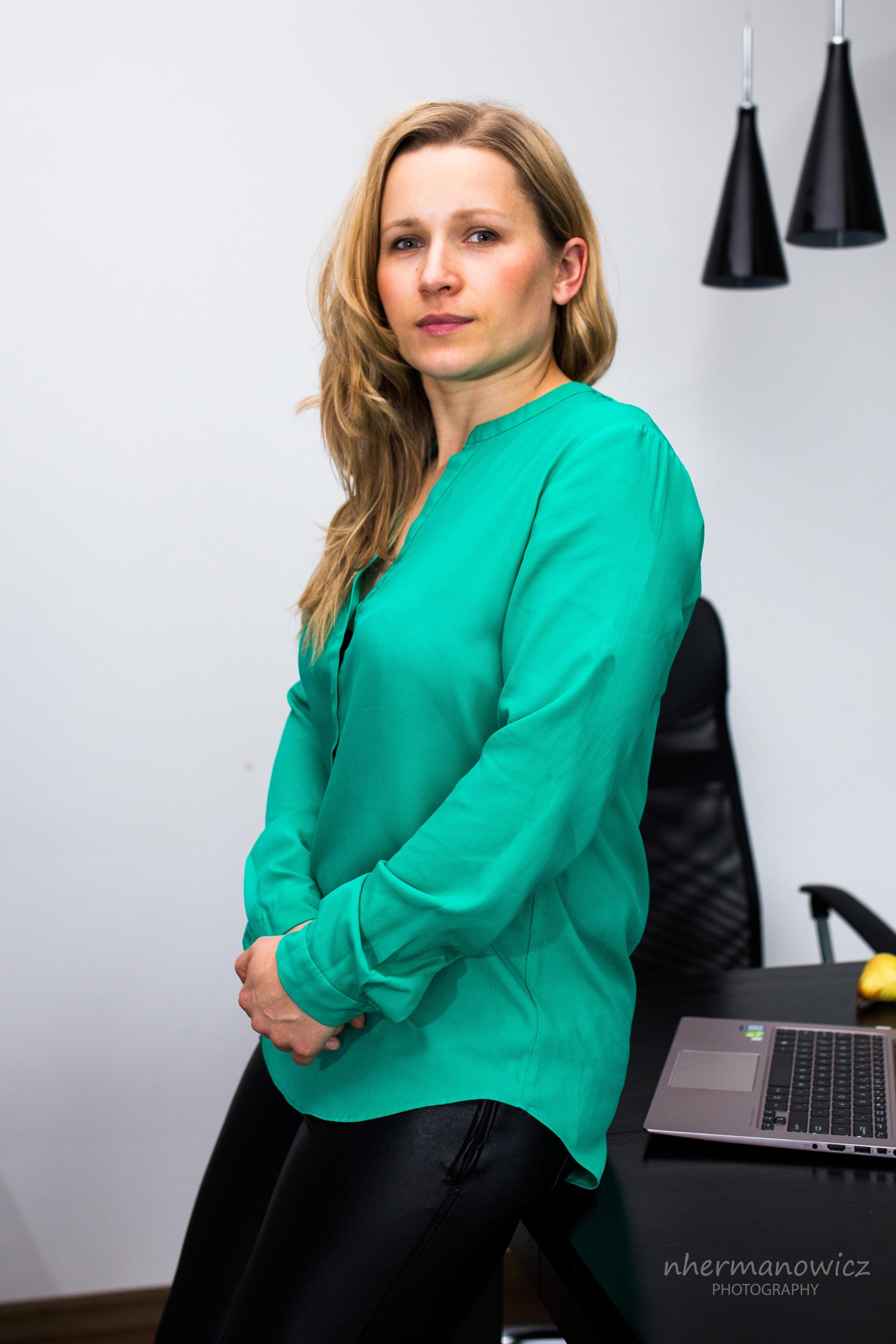 Marta Lutak - Akademia Odżywiania