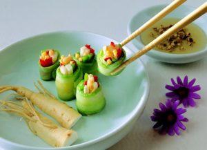 Warzywny mix - zdrowe przekąski